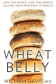 "My Bookshelf: ""Wheat Belly"" by William Davis, MD"