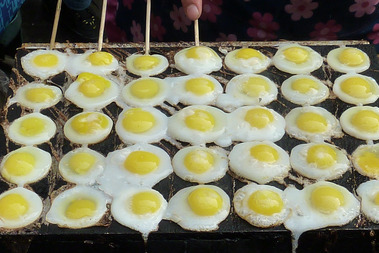 Cooking Egg: Roasted Quails Egg - Food And Recipes Gallery