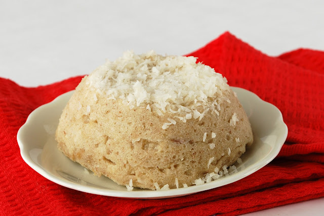 Coconut cakes…with a twist!