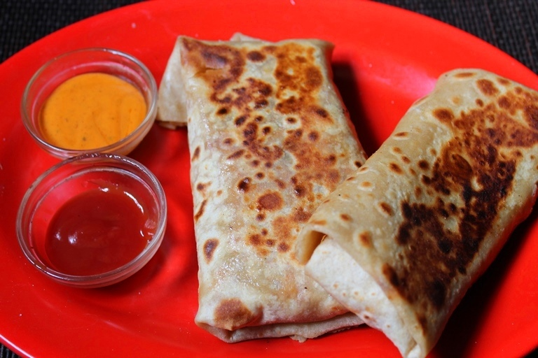 Paneer Cheese Wraps Recipe / Paneer Cheese Rolls Recipe