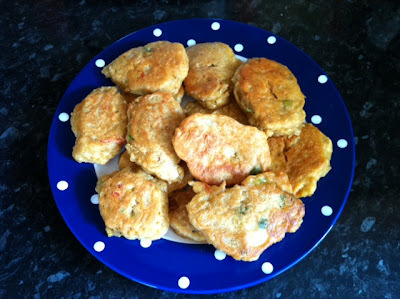 levi roots saltfish fritters recipe