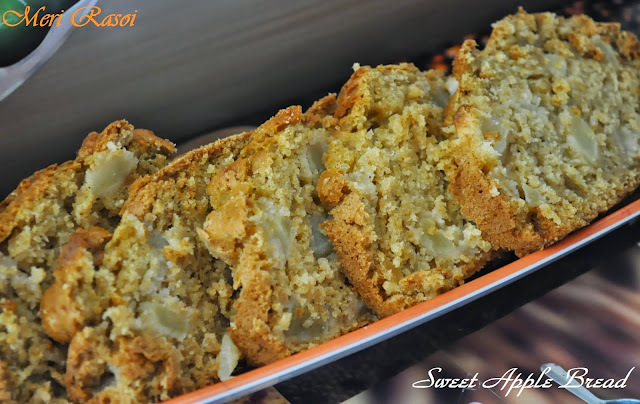 Green Apple Sweet Bread