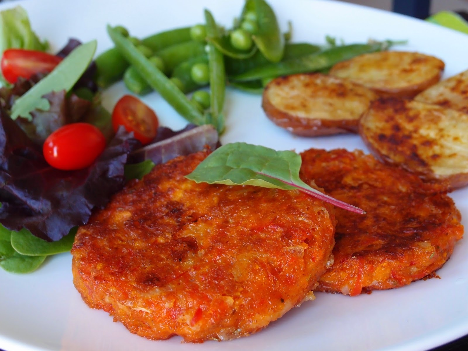 Pepper fritters