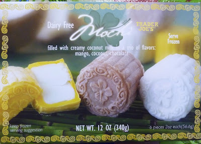 Trader Joe's Vegan Mochi - Delicious, Dairy Free And Discontinued!
