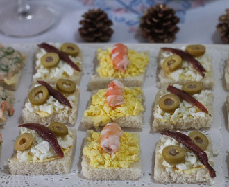 Recetas de canapes faciles y baratos mytaste for Canapes faciles y economicos