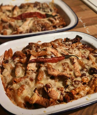 Slimming World Friendly recipe:- Mighty Mexican Bake