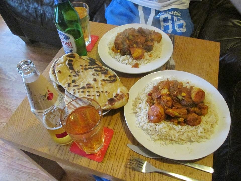 quorn curry recipe slimming world