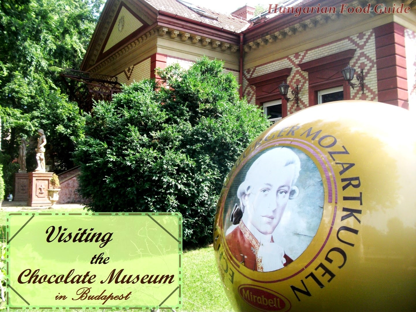 Visiting the Chocolate Museum