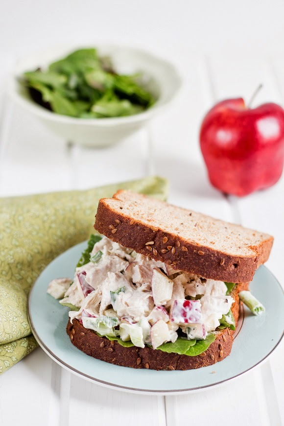 Chicken Salad Sandwiches Recipe - {and a GIVEAWAY}