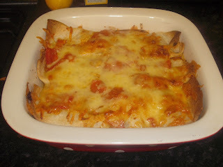 chicken enchiladas bbc food