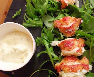 Recetas de bogavante cocido congelado mytaste - Salsa para bogavante cocido ...