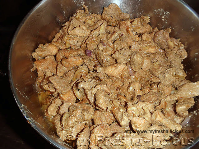 Pork Bistek - Ilocano Way