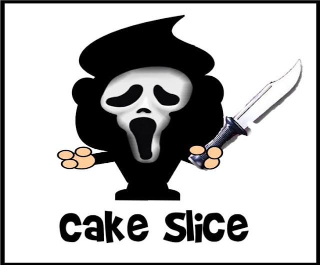 Cartoon Time - Cake Slice!