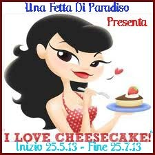 "Contest ""I Love Cheesecake"""