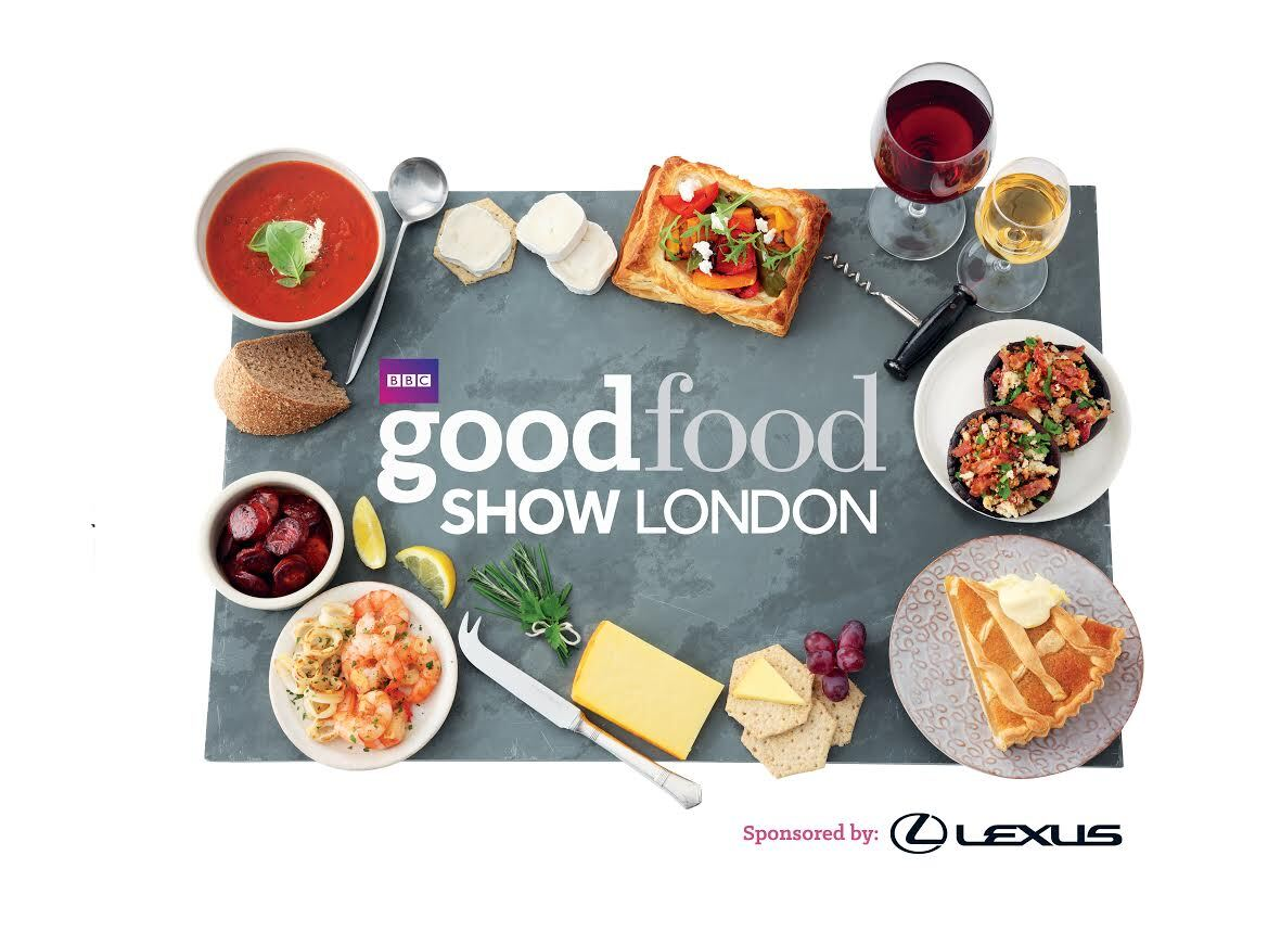Giveaway- Tickets to BBC Good Food Show London Olympia