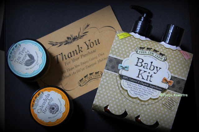 Mums&babies review & giveaway - Four cow farm!