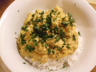 Yummy curry - Chicken Badami