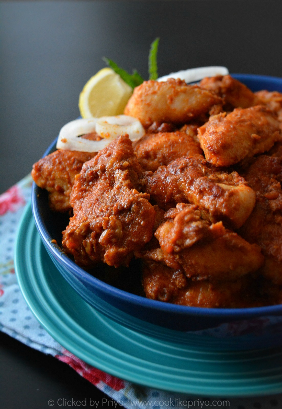 Majestic Chicken | Andhra Style Majestic Chicken Recipe