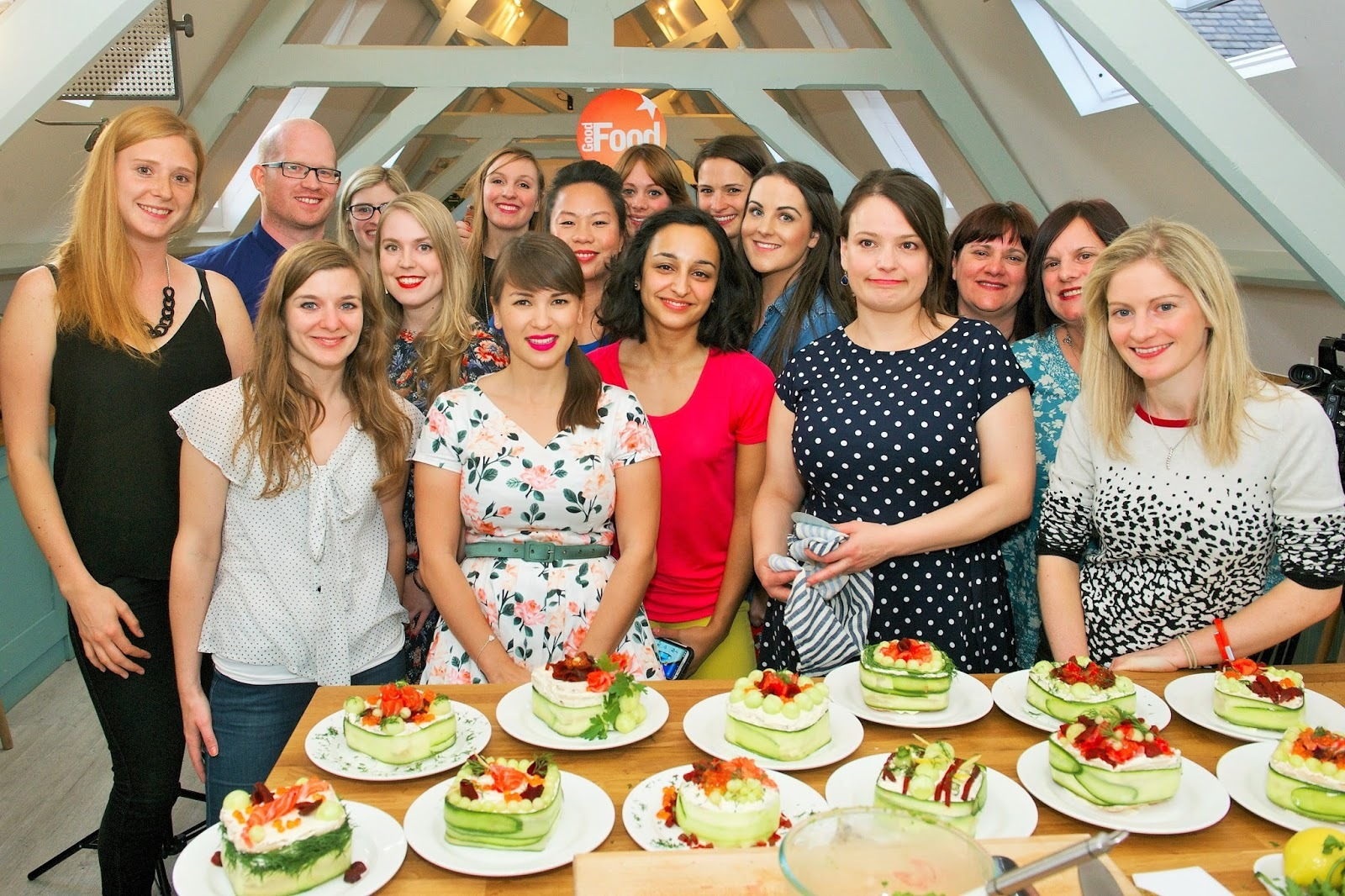 rachel khoo's kitchen notebook cook-a-long with good food channel - event