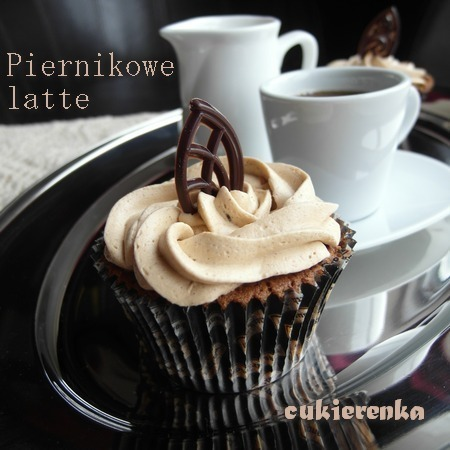 Piernikowe latte i Liebster Award
