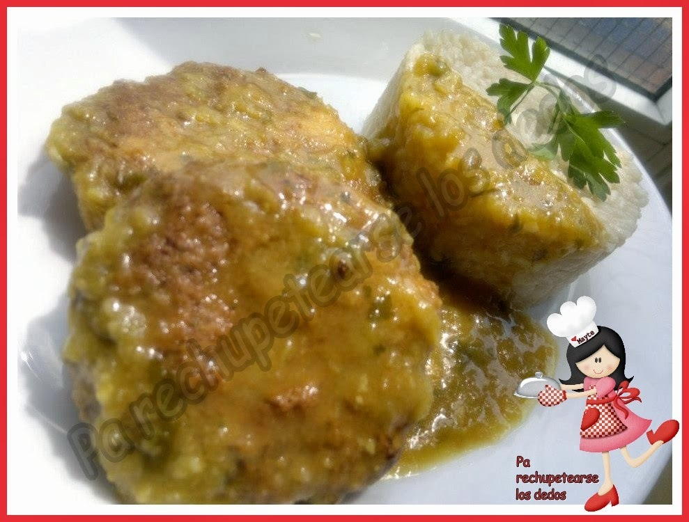 *Filetes rusos de pollo (thermomix)
