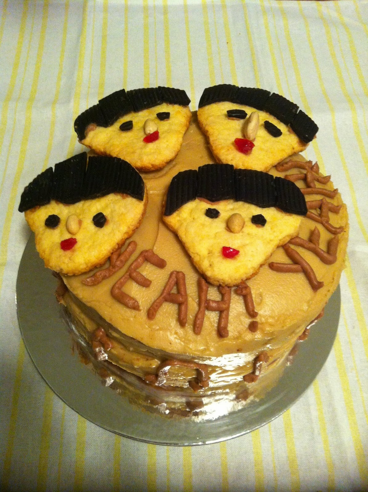 Margaret Fulton's Beatles Cake and The Meaning of Life