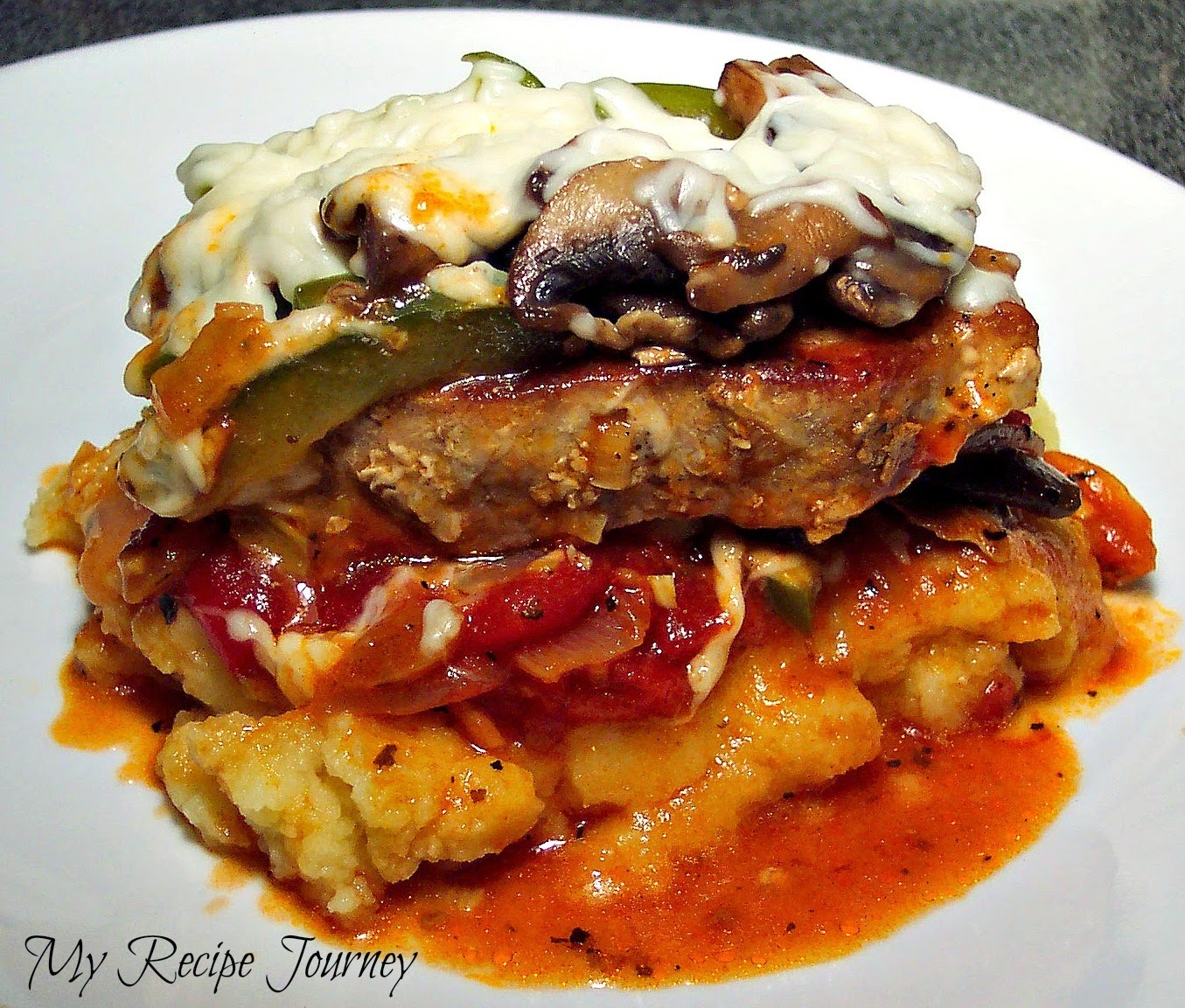 Pork Chops Italiano