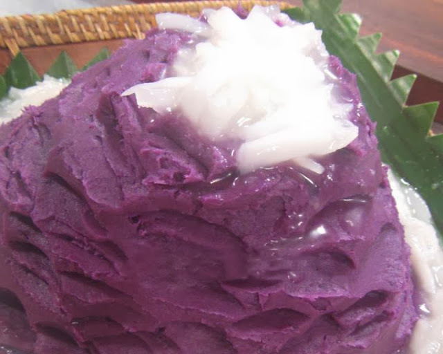 Ube Halaya Recipe