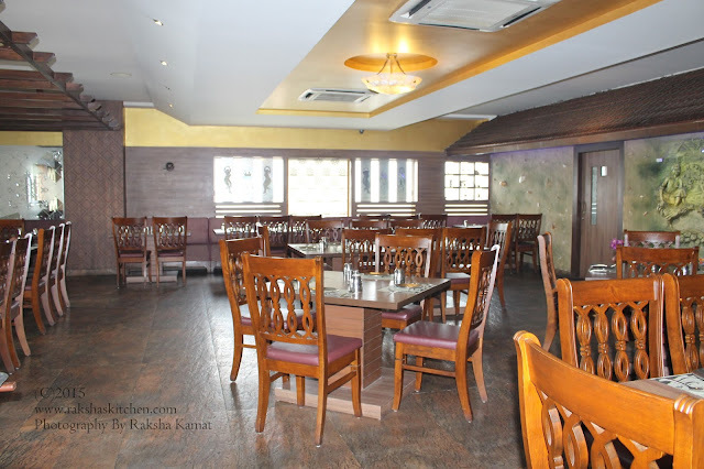 Kudla, International Airport Road, Bangalore - A Restaurant Review