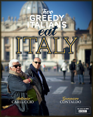 Two Greedy Italians Eat Italy - Book Review