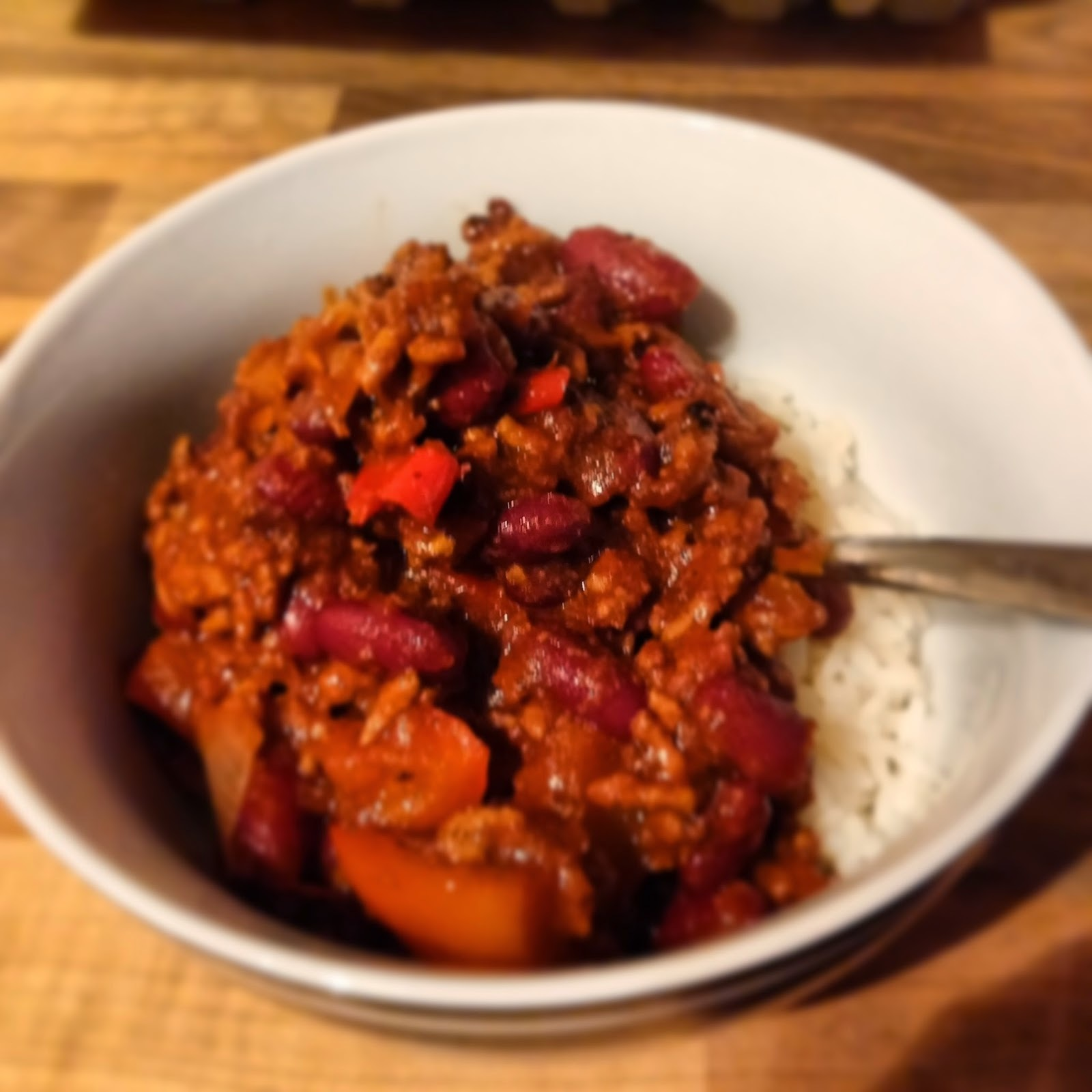 Recipe: Slimming World Chilli Con Carne