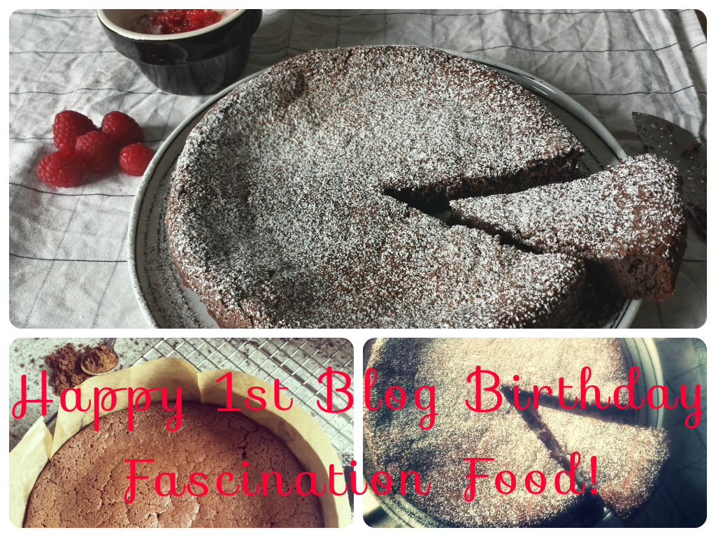 1st Birthday - Gluten-Free Chocolate Cake & Some Reader Interaction