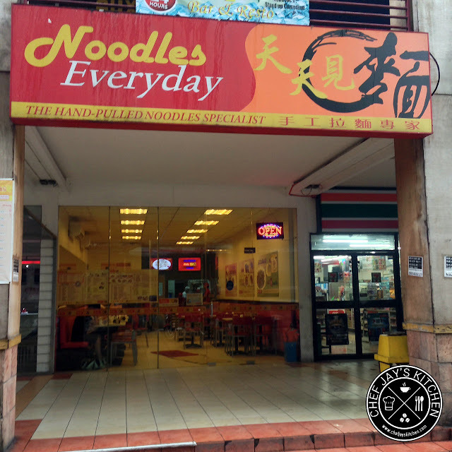 Noodles Everyday: A Chinese Noodleshop for People Who Love Hand-Pulled Noodles
