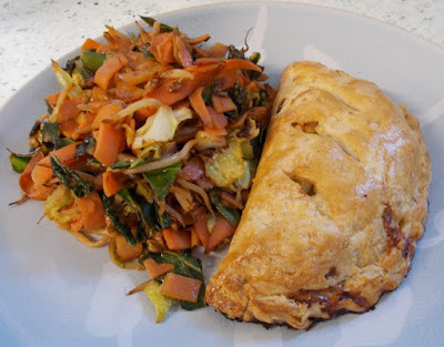 Cornish Pasties - this time with suet pastry