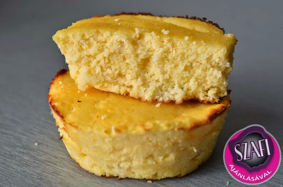 21 kalóriás muffin (light paleo muffin recept)