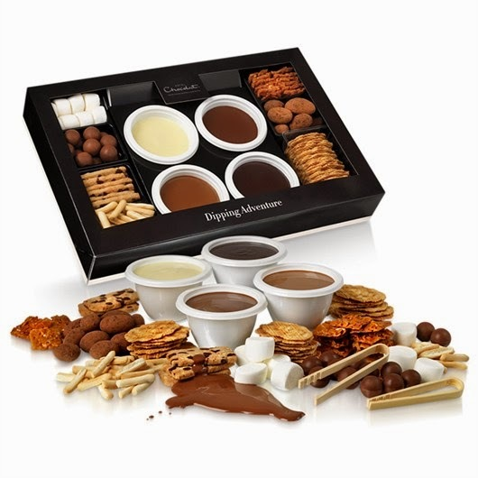 Hotel Chocolat:  Large Chocolat Dipping Adventure Giveaway.