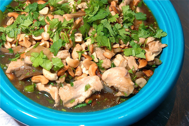 Chicken & Cashewnuts