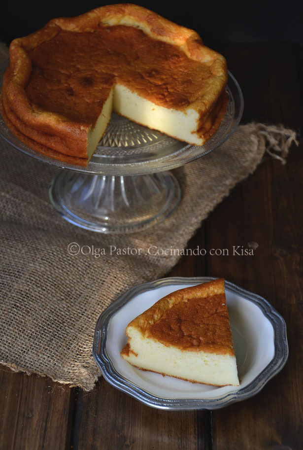 Tarta de queso y yogur (KitchenAid )