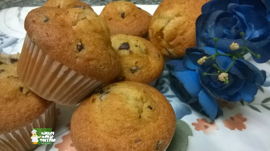 Muffins Chip de Chocolate
