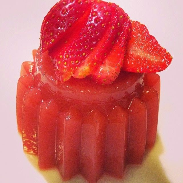 Strawberry Fruit Jelly | Thermomix recipe