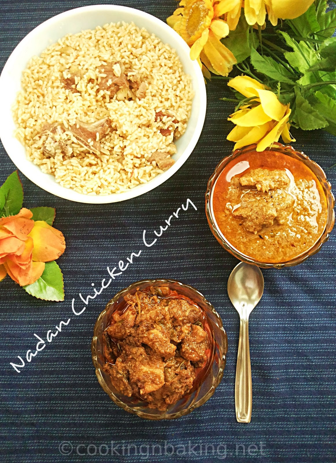 Nadan Chicken Curry (Recipe with Video)