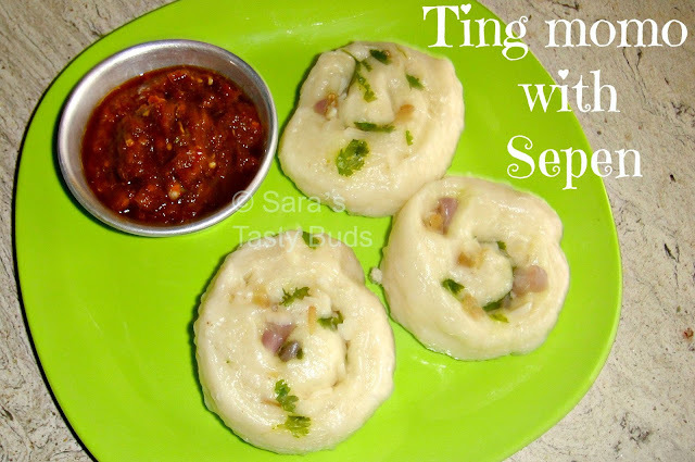 We Knead To Bake #29 : Tingmos/ Ting Momos (Tibetan Steamed Buns)