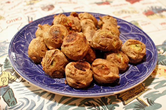 One Potato, Two Potato, Indian Party-Perfect Finger Food