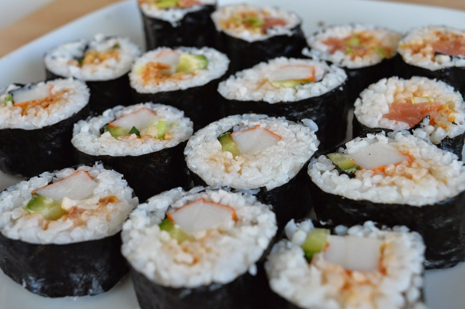 Sushi - home made style