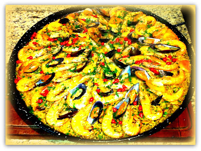 PAELLA DO REI