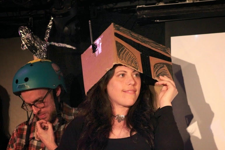 Brighton Nerd Nite, Science Festival Special - review by Annabelle Spender
