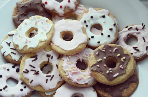 SNACK ATTACK: DONUT COOKIES