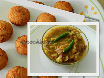vada curry without coconut