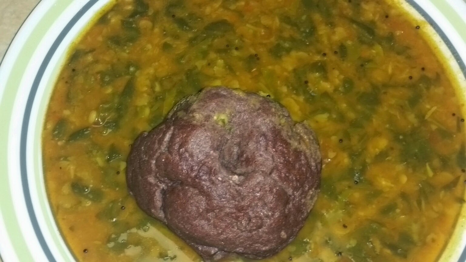 Karnataka Special-Ragi Mudde video