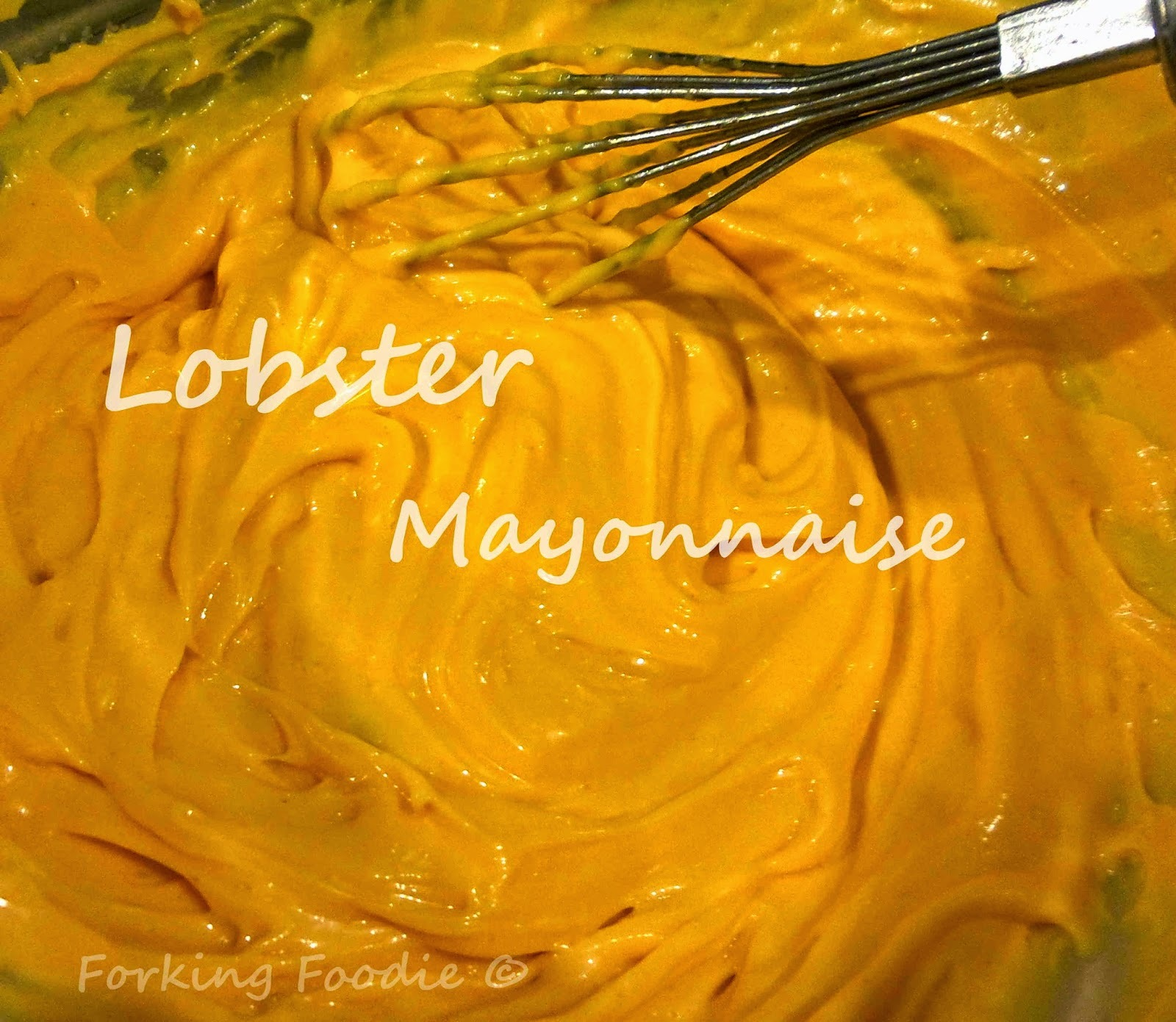Lobster Mayonnaise (or Langoustine Mayonnaise)